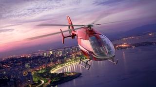 Der erste Schweizer Helikopter kommt aus Mollis
