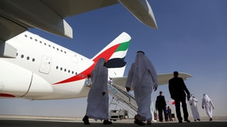 Dem Riesenflieger Airbus A380 droht das Aus. Gibt es keine neuen Bestellungen, wird das Prestigeprojekt eingestellt.