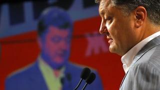 Ukrainischer Schoko-Zar und Machtpolitiker