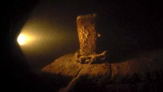 Historische Schiffwracks entdeckt
