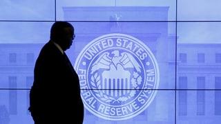Das Wichtigste zum Zinsentscheid der US-Notenbank