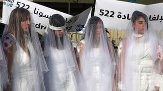 Libanon gewährt Vergewaltigern keine Straffreiheit mehr