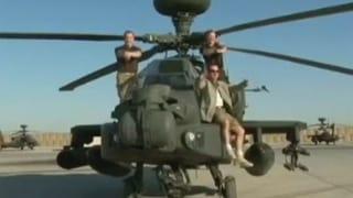 US-Truppen in Afghanistan im Gangnam-Fieber