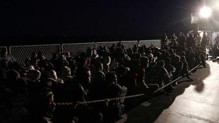 Flüchtlingsdrama mit 18 Toten vor Italien