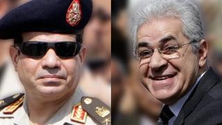 Kandidaten für ägyptische Präsidentschaftswahl stehen fest