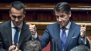 Senat in Rom spricht Regierung Vertrauen aus