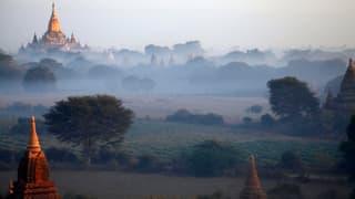 Hilfe für Burmas Tempel