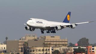 Software-Warnung für Jumbo-Jet