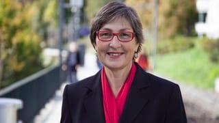 «Ich hätte gerne mehr Stimmen gemacht», sagt Claudia Eimer. Hier geht's zum Interview mit der unterlegenen SP-Kandidatin.
