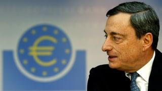 Draghis Kampf gegen die Deflation