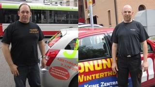 Klassenkampf im Winterthurer Taxi-Gewerbe