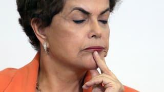 Rousseff muss den Präsidentenpalast räumen – vorerst für 180 Tage