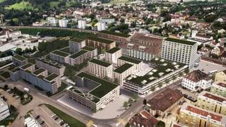 Ehre für Lenzburg – neuer Stadtteil gilt als «2000-Watt-Areal»