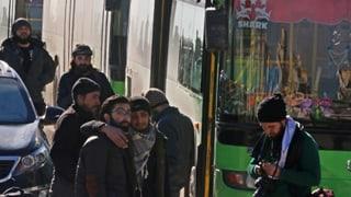 Assad verkündet «Befreiung» Aleppos