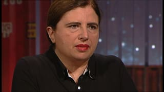 Video «Sibylle Lewitscharoff: Das Wunder der Sprache» abspielen