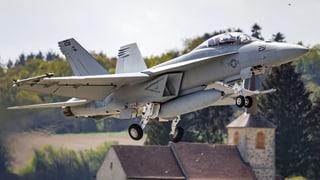 Neuer Schub für Kampfjets