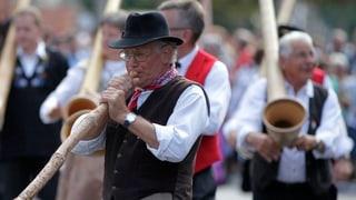 Eidgenössisches Volksmusikfest in Aarau ist auf Kurs