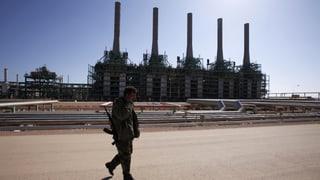 Libysches Militär droht, nordkoreanischen Tanker zu bombardieren