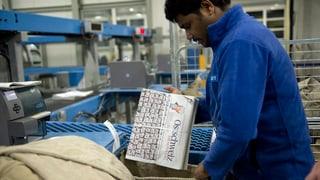 NZZ stärkt Druckzentrum in St. Gallen