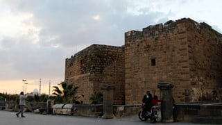 Bürgerkrieg bedroht Syriens Denkmäler