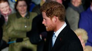Queen nicht «amused» über Harrys Haar