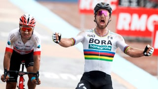 Sagan schnappt Dillier den Sieg weg