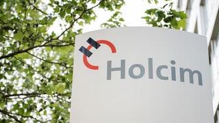 Stellenabbau bei Holcim trifft Produktionsentwicklung Holderbank