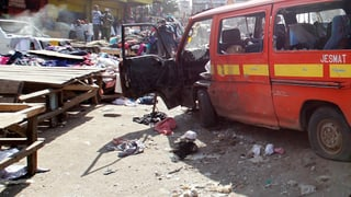 Blutiger Anschlag in Nairobi