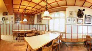 Restaurant Frohsinn – 360°-Ansicht