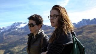 Juliette Binoche und Kristen Stewart stolpern durchs Bündnerland