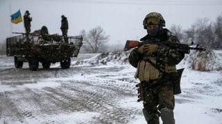 Putin: Kiew soll Debalzewe aufgeben