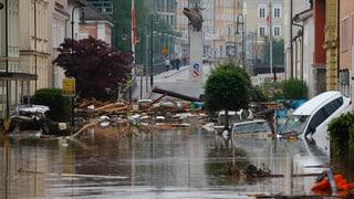 5 morts pervi d'inundaziuns en Germania