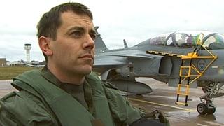 Gripen: Drei Schweizer Piloten trainieren in Schweden
