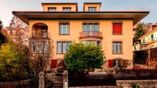 Bieler Doppelhauses im Rebbergquartier ausgezeichnet