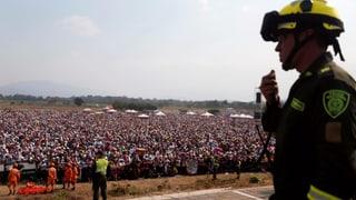 Showdown an Venezuelas Grenze