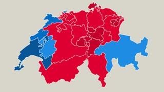 3700 Stimmen entscheiden: RTVG hauchdünn angenommen