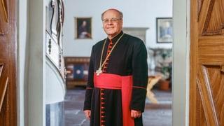 Verfahren gegen Bischof Vitus Huonder eingestellt