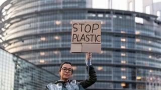 EU will die Plastikflut eindämmen