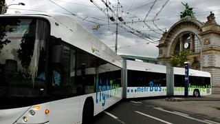 Busbillette lösen wird in der Region Luzern einfacher