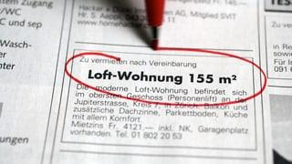 Im Kanton Zürich gilt jetzt die Formularpflicht