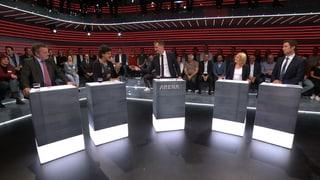 «Arena»: Ja oder Nein zum Burka-Verbot?