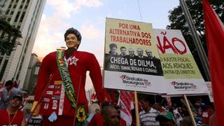 Harte Urteile gegen Brasiliens Korruptionssünder