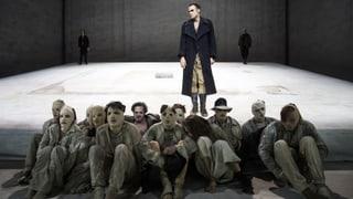 Gotscheffs Beton-Manifest eröffnet das Berliner Theatertreffen