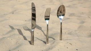 Was hat Sand in unserer Nahrung zu suchen?