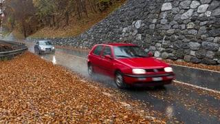 Fahren mit Licht auch tagsüber Pflicht