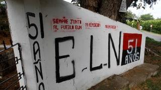 Kinderrekruten in Kolumbien befreit