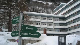 Experts sa distanzieschan dals plans per nov hotel Therme