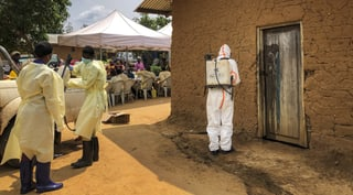 Erster Ebola-Fall in der Grossstadt Goma