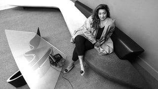 Futuristische Formen waren das Markenzeichen von Zaha Hadid