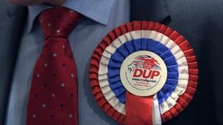 Die nordirische Kleinpartei DUP als Königsmacherin.